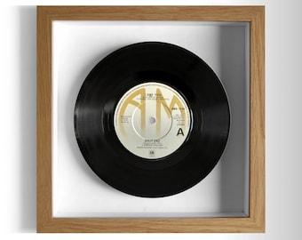 "Split Enz ""I Got You"" Framed 7"" Vinyl Record"