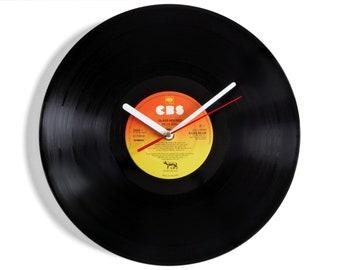 "Billy Joel ""Glass Houses"" Vinyl Record Wall Clock"
