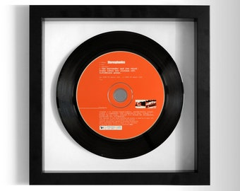 "Stereophonics ""The Bartender And The Thief"" Framed CD"