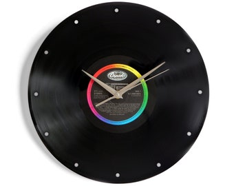 "Tina Turner ""Private Dancer"" Vinyl Record Wall Clock"