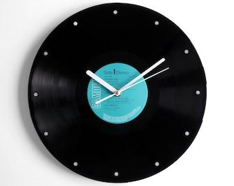 "Elvis Presley ""Flaming Star"" Vinyl Record Wall Clock"