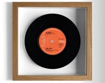 "The Archies ""Sugar, Sugar"" Framed 7"" Vinyl Record"
