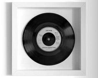 "Labi Siffre ""(Something Inside) So Strong"" Framed 7"" Vinyl Record"