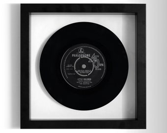"Billy J Kramer With The Dakotas ""Little Children"" Framed 7"" Vinyl Record"