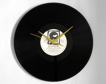 "Culture Club ""Do You Really Want To Hurt Me"" Vinyl Record Wall Clock"