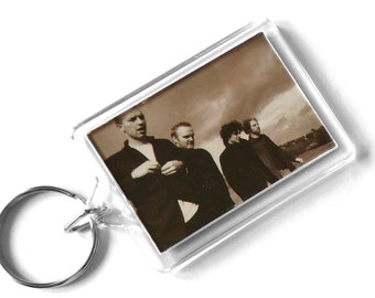 Coldplay Keyring from CD Booklet