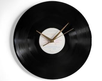 "Spandau Ballet ""True"" Vinyl Record Wall Clock"