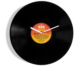 "Tammy Wynette ""Twenty Country Classics"" Vinyl Record Wall Clock"