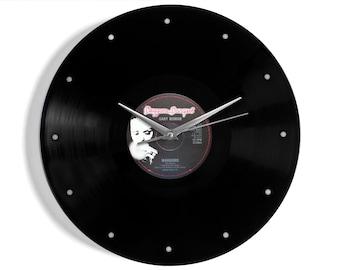 "Gary Numan ""Warriors"" Vinyl Record Wall Clock"