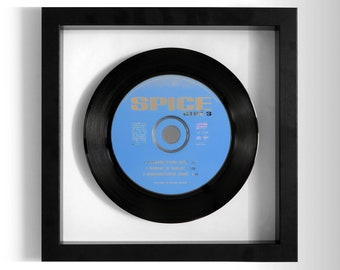 "Spice Girls ""Wannabe"" Framed CD"