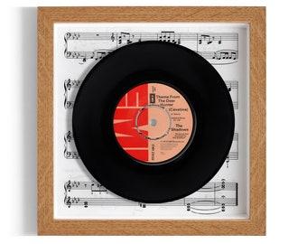 "The Shadows ""Theme From The Deer Hunter (Cavatina)"" Framed 7"" Vinyl Record"