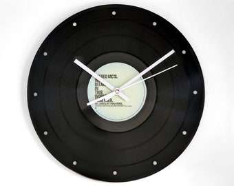 "Stereo MC's ""We Belong In This World Together"" Vinyl Record Wall Clock"