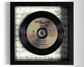 "Joan Osborne ""One Of Us"" Framed CD"