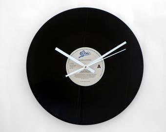 "Gloria Estefan ""Here We Are"" Vinyl Record Wall Clock"