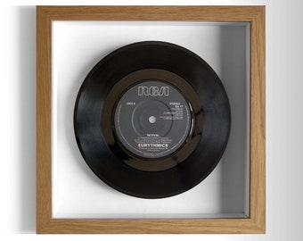 "Eurythmics ""Revival"" Framed 7"" Vinyl Record"