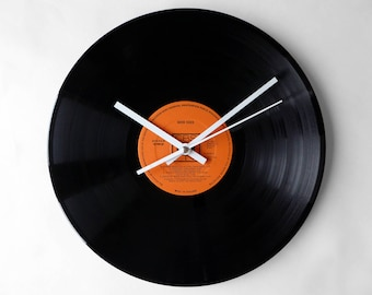 David Essex Vinyl Record Wall Clock