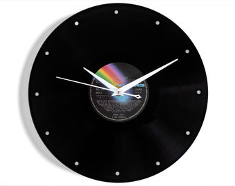 "Buddy Holly and the Crickets ""20 Golden Greats"" Vinyl Record Wall Clock"