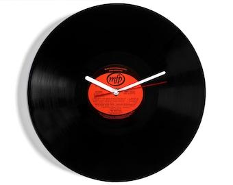 "The Beatles ""Rock 'n' Roll Music Vol 2"" Vinyl Record Wall Clock"