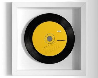 """Stereophonics """"I Wouldn't Believe Your Radio"""" Framed CD"""