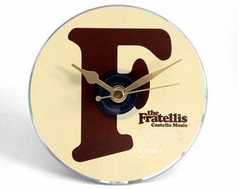 "The Fratellis ""Costello Music"" CD Clock and Keyring Gift Set"