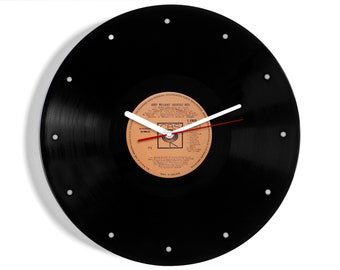 """Andy Williams """"Greatest Hits"""" Vinyl Record Wall Clock"""