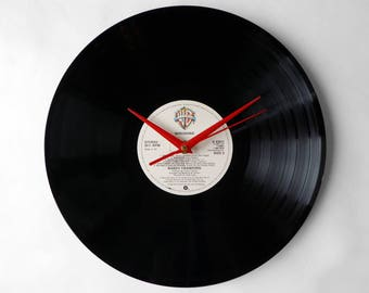 "Randy Crawford ""Windsong"" Vinyl Record Wall Clock"