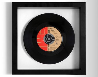"Queen ""Killer Queen"" Framed 7"" Vinyl Record"