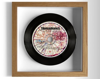 "Stereophonics ""Traffic"" Framed CD"