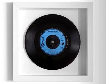 """Marie Osmond """"Paper Roses"""" Framed 7"""" Vinyl Record"""
