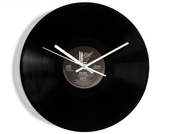 "Sinitta ""Toy Boy"" Vinyl Record Wall Clock"