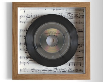 "Oasis ""Go Let It Out"" Framed CD"