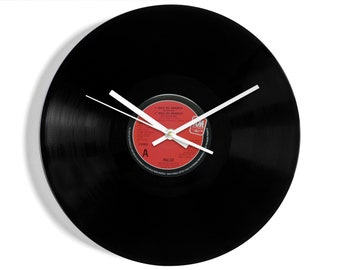 "Falco ""Rock Me Amadeus"" Vinyl Record Wall Clock"
