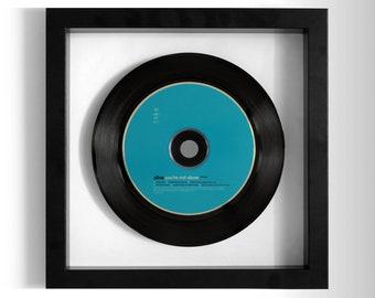 "Olive ""You're Not Alone"" Framed CD"