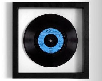 """Kool & The Gang """"Joanna"""" Framed 7"""" Vinyl Record"""