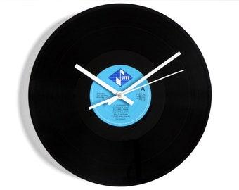 """Billy Ocean """"Suddenly"""" Vinyl Record Wall Clock"""