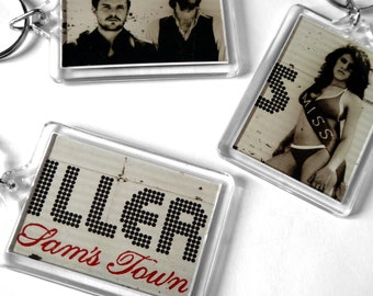 Killers Keyring from CD Booklet