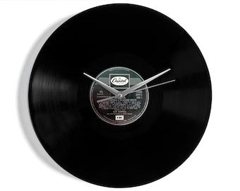 "Glen Campbell ""Golden Greats"" Vinyl Record Wall Clock"