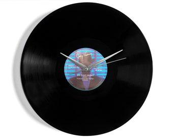 "Gary Newman ""She's Got Claws"" Vinyl Record Wall Clock"