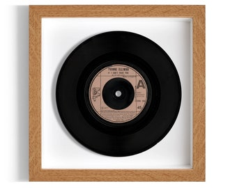 """Yvonne Elliman """"If I Can't Have You"""" Framed 7"""" Vinyl Record"""