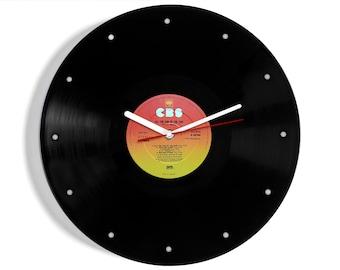 "David Essex ""All The Fun Of The Fair"" Vinyl Record Wall Clock"