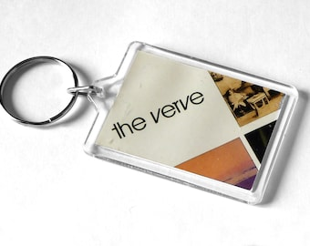 The Verve Keyring from CD Booklet