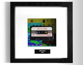 Olli & Lissa Framed ZX Spectrum Game