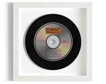 "Shaggy ""Boombastic"" Framed CD"