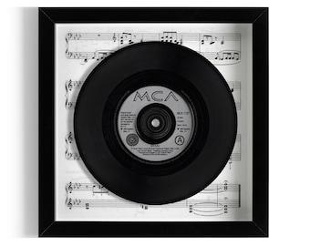 "Shai ""If I Ever Fall In Love"" Framed 7"" Vinyl Record"