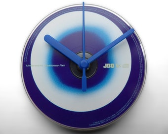 "Underworld ""Beaucoup Fish"" CD Clock and Keyring"