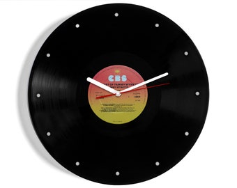 "Tammy Wynette ""The Best Of"" Vinyl Record Wall Clock"
