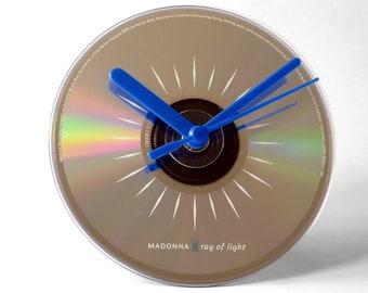 "Madonna ""Ray Of Light"" CD Clock and Keyring Gift Set"
