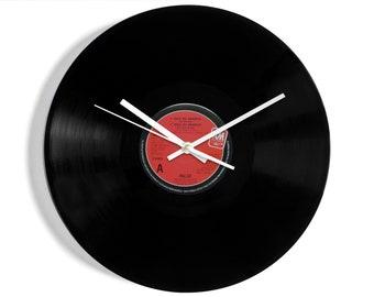 "Falco ""Rock Me Amadeus"" Vinyl Record Wall Clock"