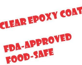 Epoxy coating | Etsy