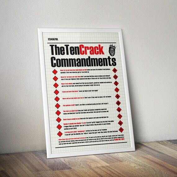 crack commandments lyrics